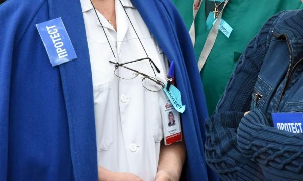 3000 медсестри излизат на протест за по-високи заплати