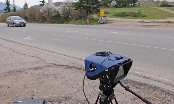 КАТ се въоръжава още: Купува 56 лазерни камери!