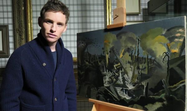 """Творби по време на конфликти в """"Изкуствтото на войната с Еди Редмейн"""""""