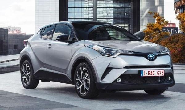 Toyota вдигна цената на кросоувъра C-HR