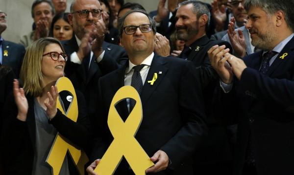 Твърдият сепаратист Ким Тора – премиер на Каталуния