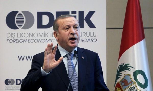 Ердоган с призив: Протести срещу Израел
