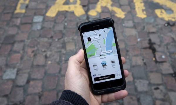 Скандалите в Uber свиват пазарния й дял
