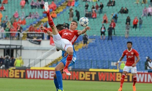 ЦСКА измъкна победата с 3:2 срещу Левски