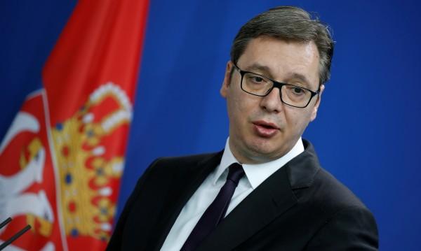 Вучич: И сърбите, и албанците нямаме повече хора за война!