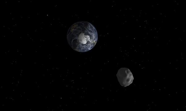 Размина ни се! Астероид като еърбъс минал до Земята