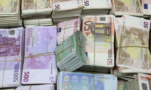 За ало апаши: 15 000 лв., €4000  в торбичка под храст