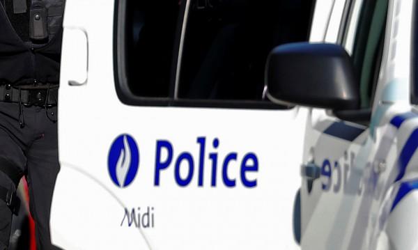 Кола с българска регистрация при зрелищен грабеж в Белгия