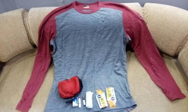 Тениска, инсулин, енергийни гелове... завещанието на Боян под Шиша Пангма