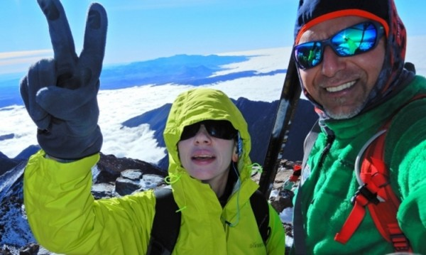 Радослава за Боян: Винаги съм знаела, че не жена, а планина ще ми го вземе!