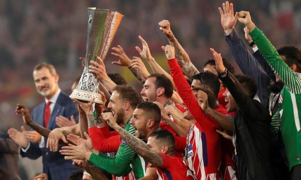 Атлетико спечели Лига Европа! Гризман изнесе рецитал