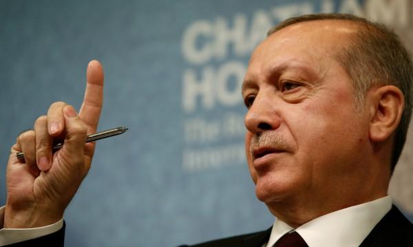 Ердоган: ООН се срина пред насилието в Ивицата Газа!