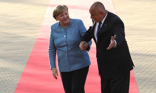 Борисов зад превозвачите, 3 часа говорил с Макрон и Меркел