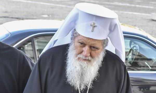 """Патриархът изписан! Синодът му желае """"крепко здраве"""""""