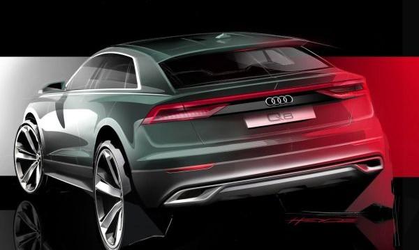 Audi разкри как ще изглежда новото Q8