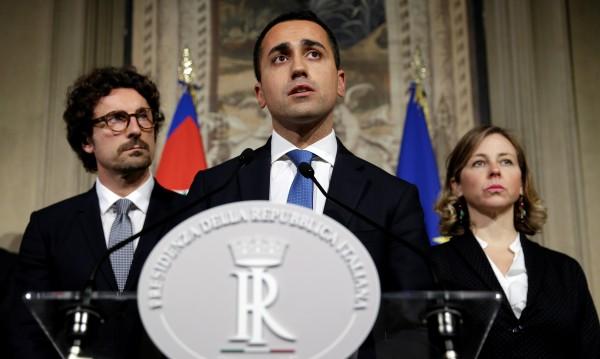 Бъдещите управляващи в Италия: Оставаме в еврозоната