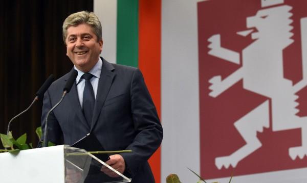 Първанов даде заявка за обединение на левите партии