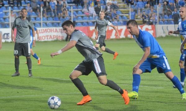 Левски би Верея и ще играе бараж за Лига Европа