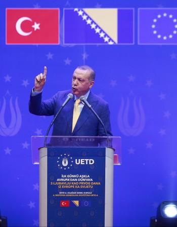 Нищо няма да последва от ислямския форум, свикан от Ердоган