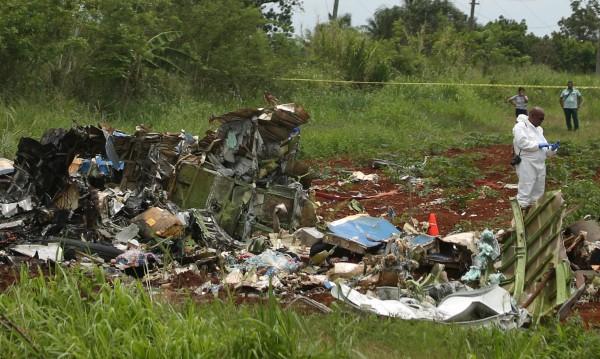 Жертвите в самолетната катастрофа в Куба станаха 111