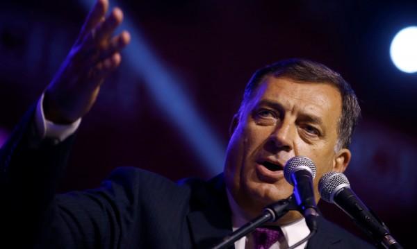 Президентът на Р. Сръбска към Ердоган: Кой ви е канил в Босна?