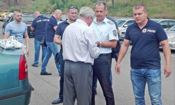 Прокуратурата: Шефът на КАТ-Благоевград взимал подкупи!