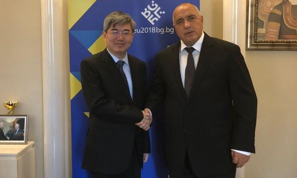 Борисов благодари на Китай за акцията за Боян Петров