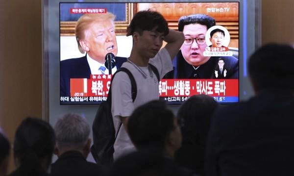 Тръмп отменя планираната си среща с лидера на КНДР Ким Чен Ун