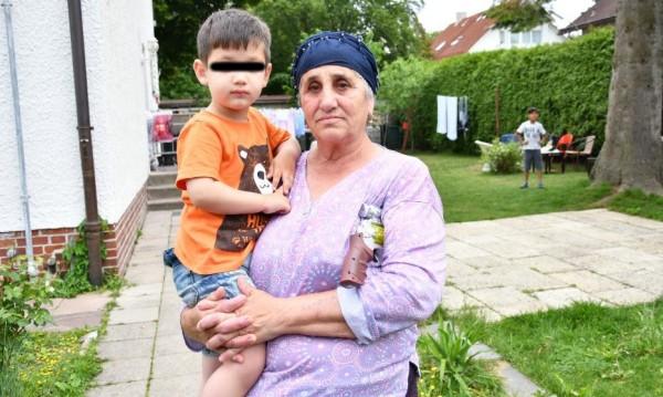 С воден пистолет в ръка: Баба Златка вдигна на крак Мюнхен
