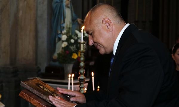 Премиерът Борисов – на аудиенция при папата в Рим