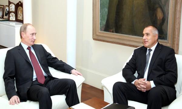 Визитата на Борисов при Путин – планирана! Не била спешна