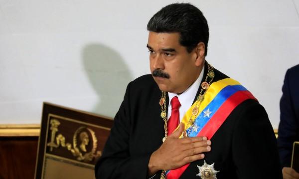 Мадуро обвини САЩ: Скроиха конспирация срещу Венецуела
