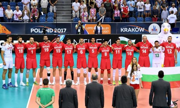 Волейболистите ни обърнаха Китай на старта на Лигата на нациите