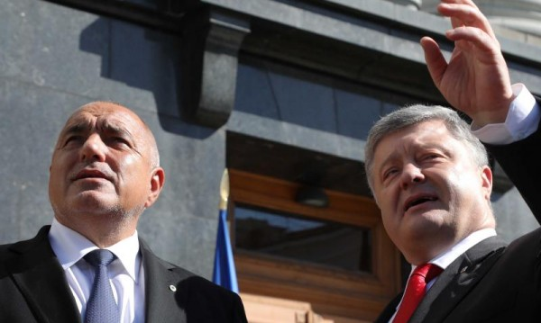 Борисов от Киев: Изходът е в спазване на Минските договори