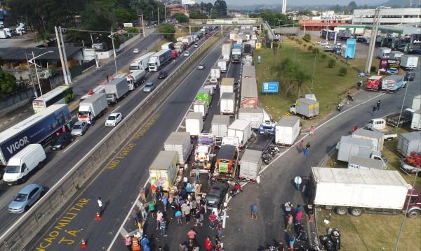 В Бразилия протестират заради цената на дизела