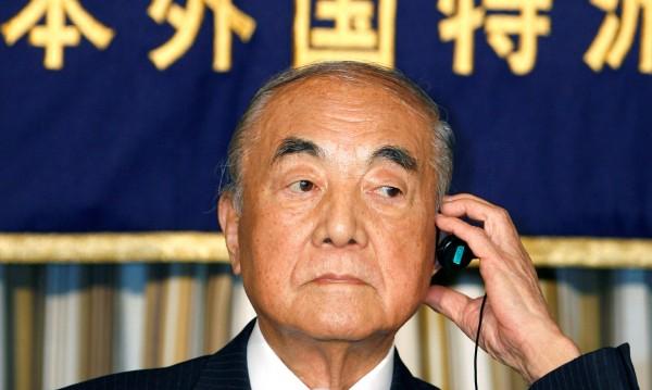 Бившият японски премиер Накасоне навърши 100 г.