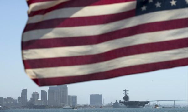 Бойни кораби на САЩ близо до острови в Южнокитайско море
