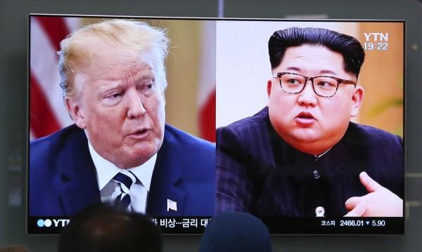 Хора на Тръмп в КНДР. Подготвят срещата му с Ким
