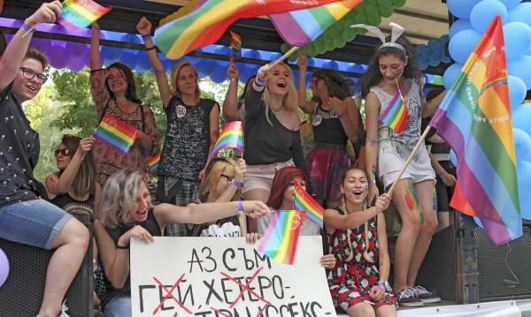 Прайдът като психопатия! Контрера контрира гей средите