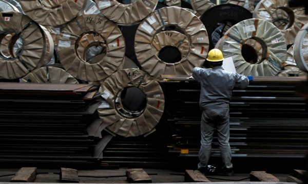 САЩ налага мита за европейски стомана и алуминий