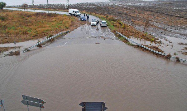 ЕК предложи: €2,2 млн. за миналогодишните наводнения край Бургас
