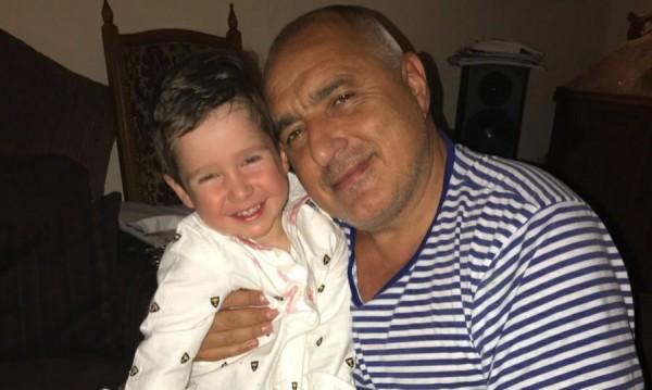 Борисов честити празника на децата, пожела им да са здрави