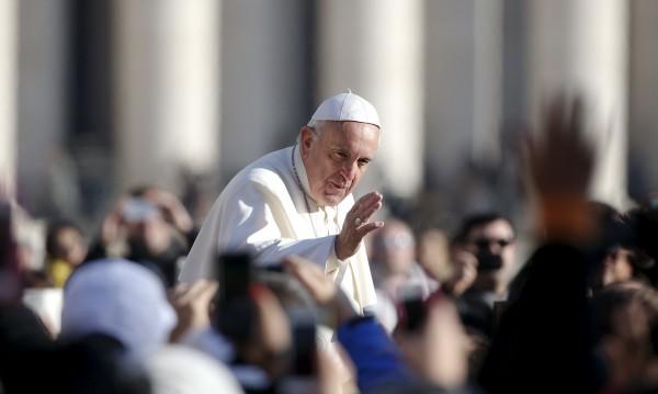 И папата се загрижи за ситуацията в Никарагуа
