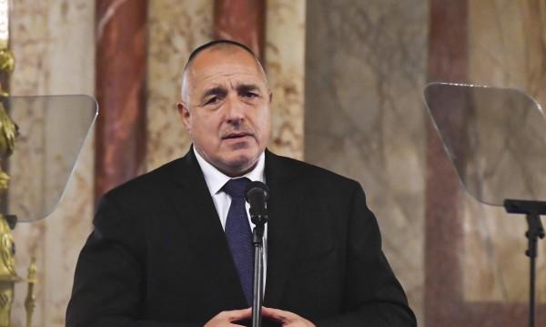 """Борисов с покана за откриването на газопровода """"Танап"""""""
