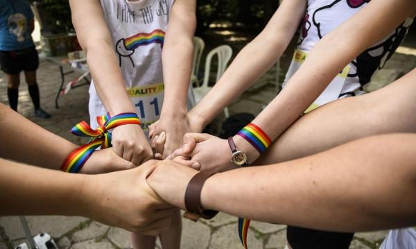 Прайдът с надслов: Различни хора, равни права, с фокус върху любовта