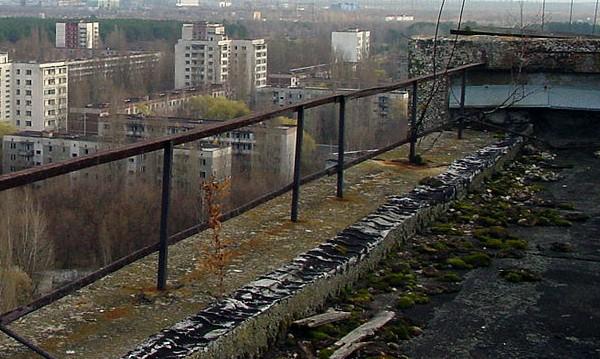 Пожар в Чернобил, няма риск от висока рациация