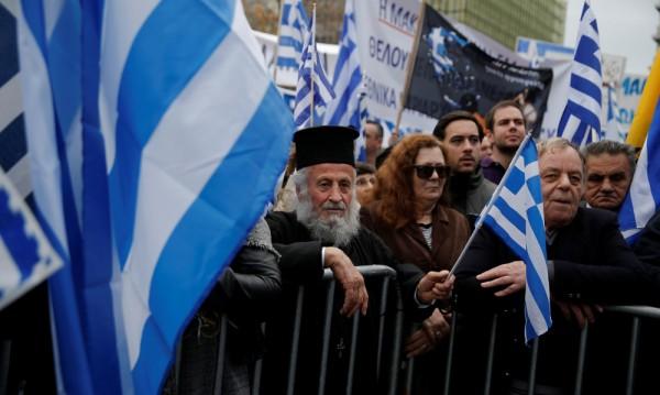 Гърция отново на протест – заради името на Македония
