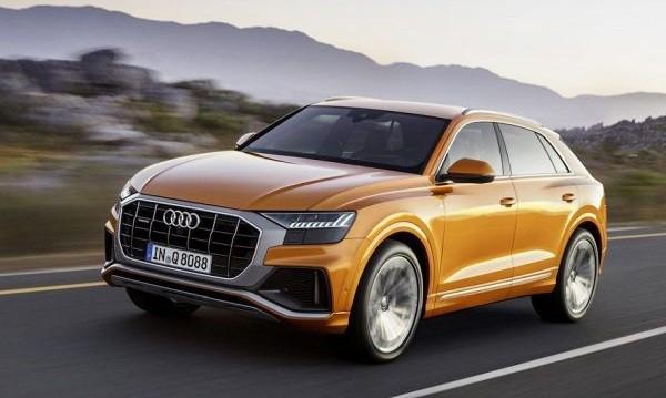 Бижу! Audi показа Q8 вече и официално