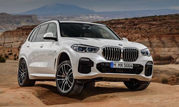 BMW събра погледите, представи новото X5