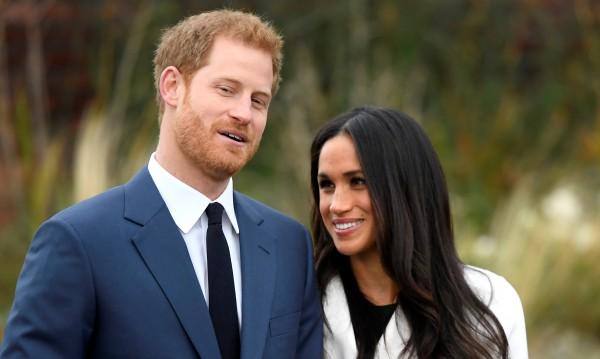 Принц Хари и Меган – заедно на балкона на Бъкингам